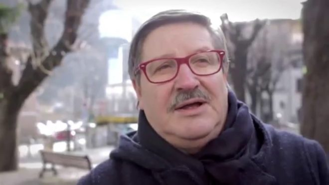 Ivan Pedretti, segretario generale Spi-Cgil