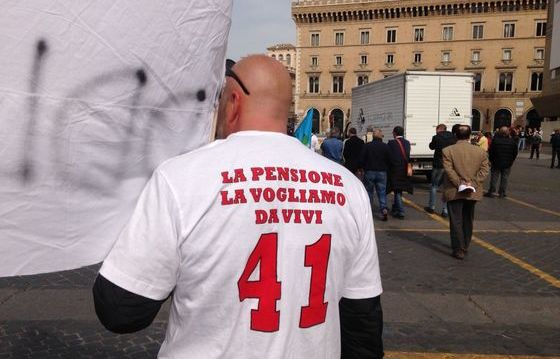 Pensioni anticipate quota 41