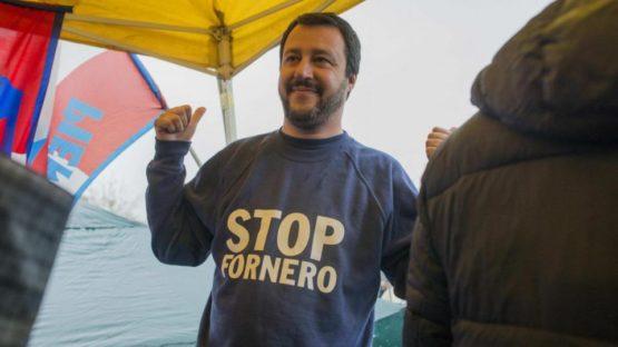 Riforma Pensioni 2018 ultim'ora, Salvini: 'Impegno morale cambiare la Fornero'