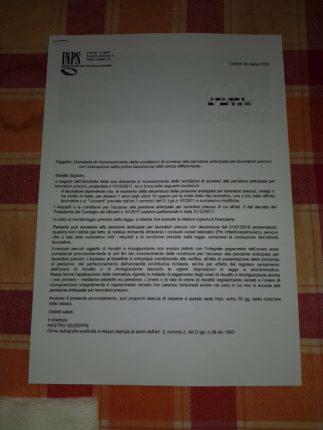 Pensioni rpecoci, oggi: Boeri mantiene le promesse, arrivano le lettere Inps