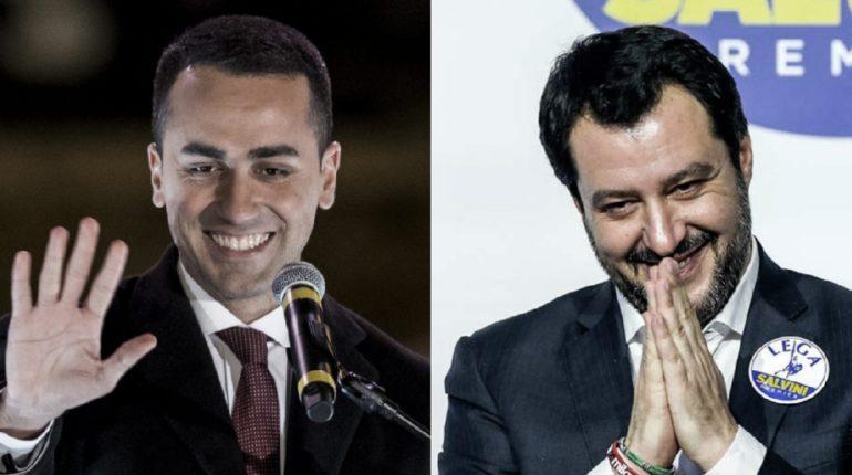 Pensioni 2018, Di maio porge la mano a Salvini per abolire la Riforma Fornero