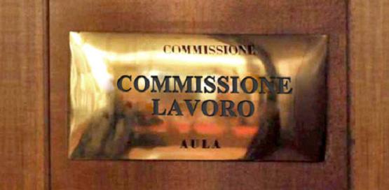 Commissione lavoro