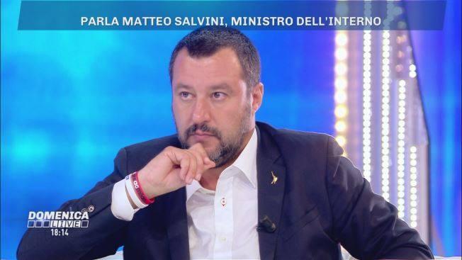 Novità Pensioni 2018, Salvini a Domenica Live: le ultimissime su quota 41 (video)