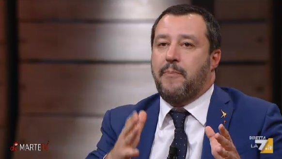 Pensioni ultim'ora, Salvini: alla manovra dò 7, un governo con le palle