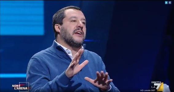 Pensioni anticipate Salvini governo con le palle, alla manovra dò 7!
