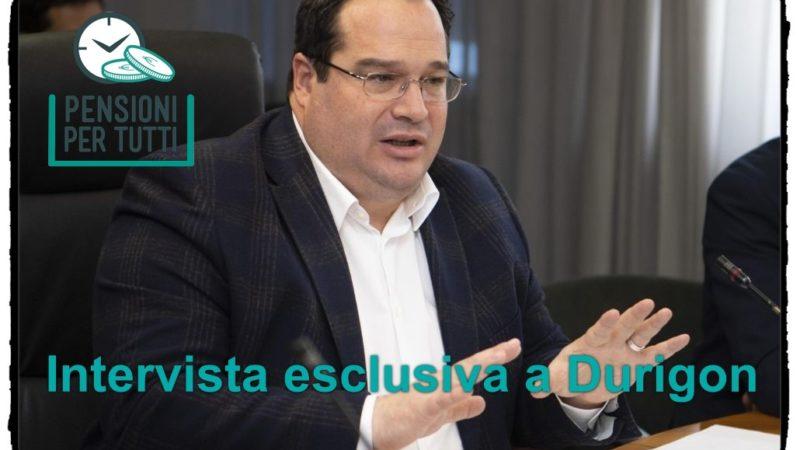 Riforma pensioni 2019, ultimissime oggi 6 novembre: intervista esclusiva a Durigon