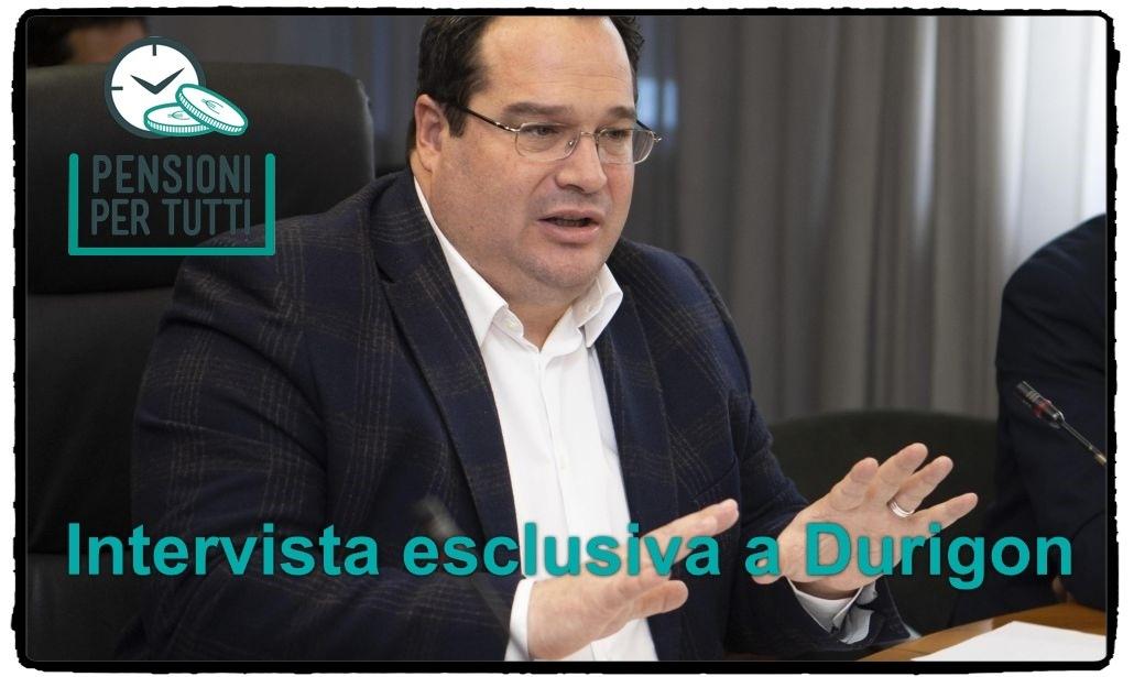 Riforma pensioni e crisi di Governo ultime da Durigon e Salvini su Quota 100