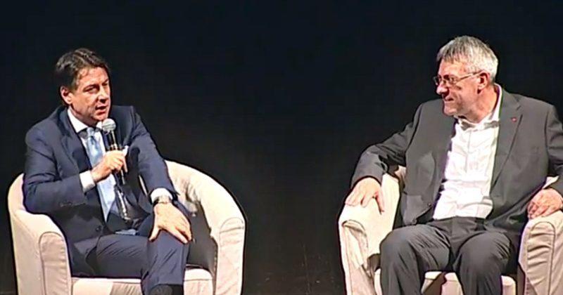 Pensioni anticipate novità: scontro Landini e Conte su quota 100 e Opzione donna
