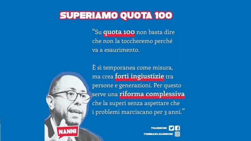 Pensioni news oggi 2 ottobre: il disegno di Legge di Nannicini per superare quota 100