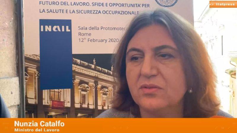 Pensioni 2020 ultime oggi 13 febbraio, Catalfo: 'Per ora nessuna riforma'