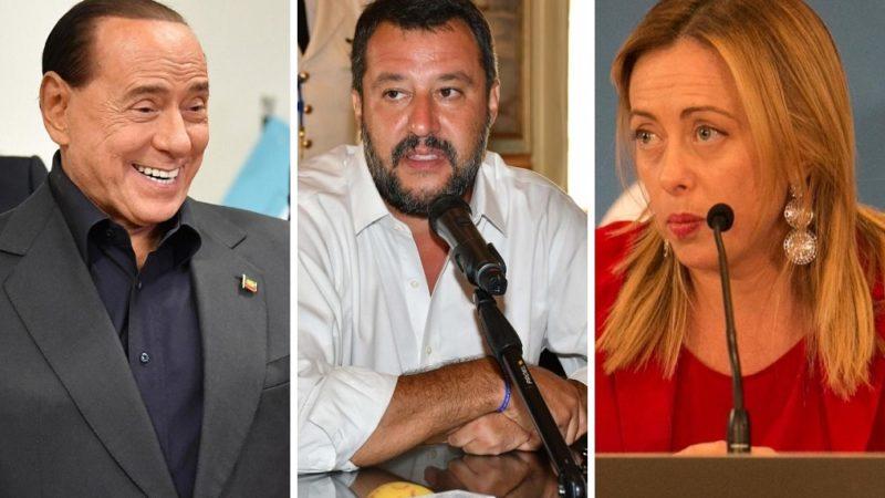 Sondaggi politici elettorali di oggi: torna a scendere Salvini, record per FDI