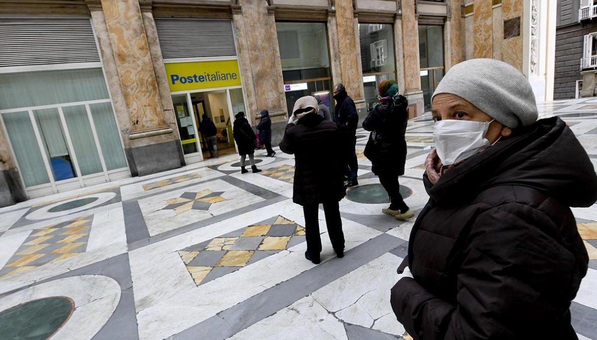 Pagamento pensioni banca e poste