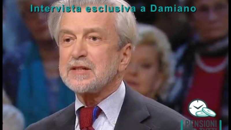 Pensioni, ultime su esodati, quota 41 e decreto rilancio: intervista a Damiano