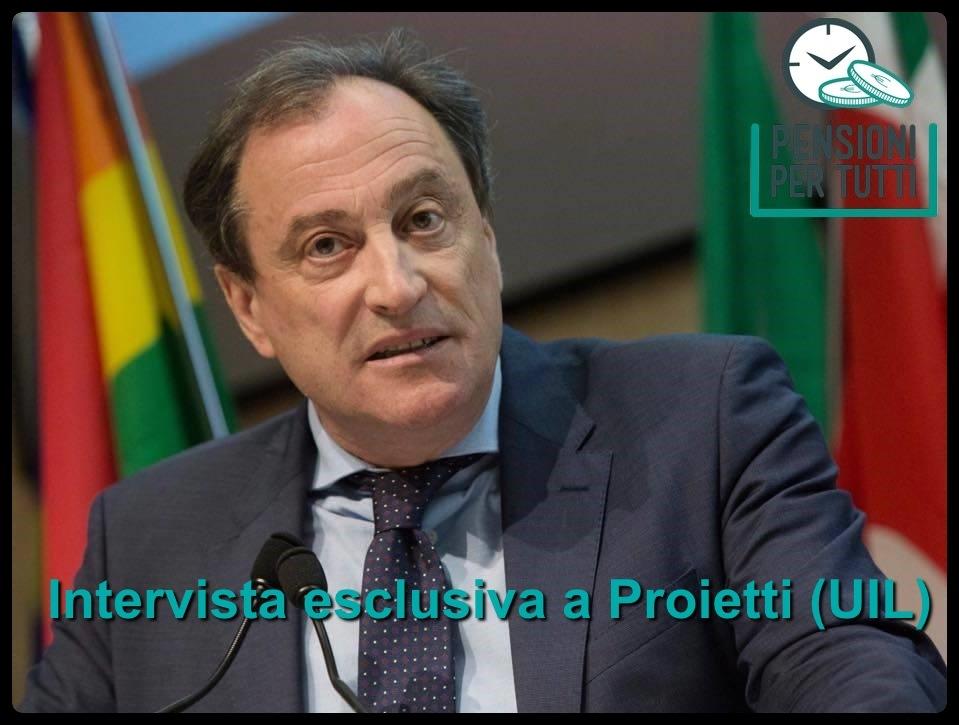 Riforma pensioni Proietti contro Fornero su tagli e rivalutazioni