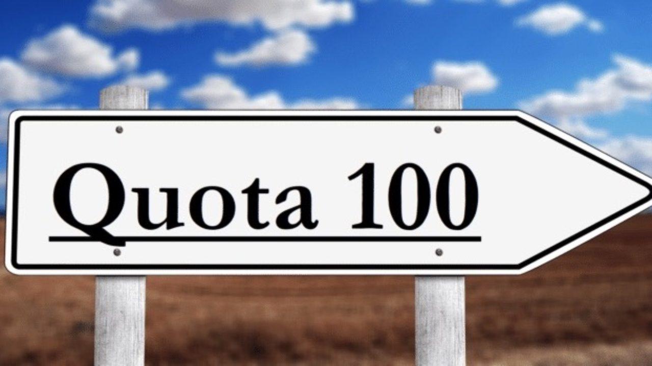 Riforma pensioni, quota 100 senza paletti