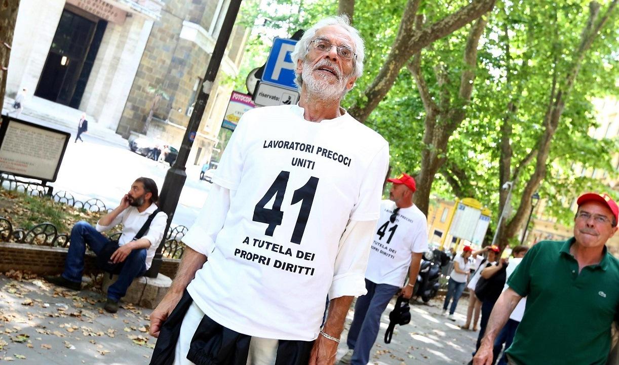 Pensioni quota 41