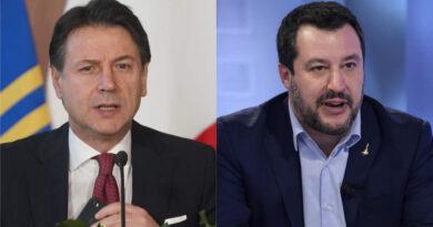 Sondaggi Politici Conte e Salvini