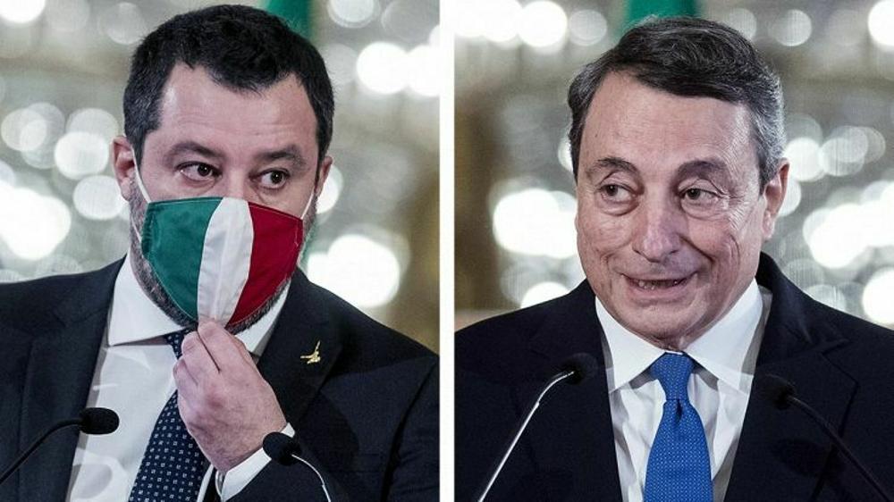Sondaggi politici ultimi dati oggi 21 marzo 2021: Draghi cala, bene M5S