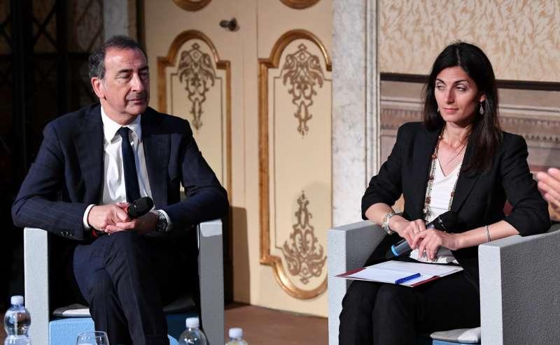 Sondaggi elezioni comunali a Roma e Milano 2021: candidati sindaco e scenari