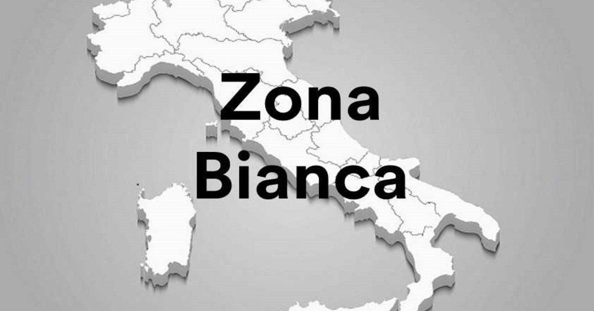 Zona bianca: regole e cosa si può fare dal 14 in Piemonte, Lombardia, Veneto Lazio ed Emilia